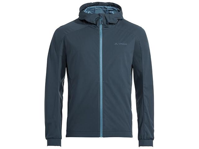VAUDE Cyclist II Softshell Jacket Men, niebieski